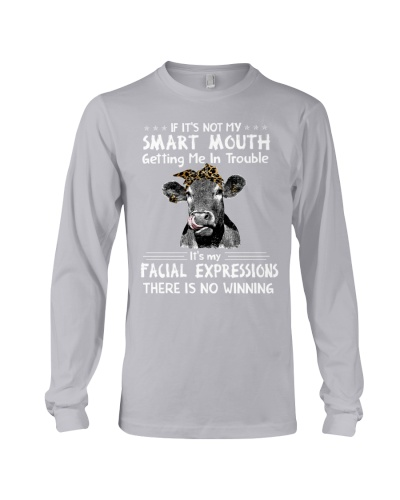 Cow If It''s Not My Smart Mouth
