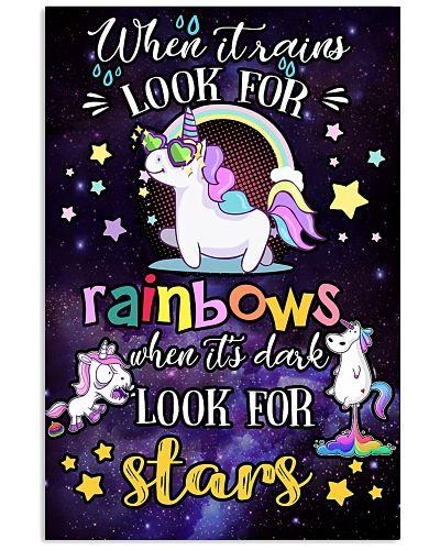 Baby When I Look For Rainbows When It's Dark