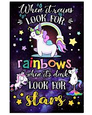 Baby When I Look For Rainbows When It's Dark 11x17 Poster front