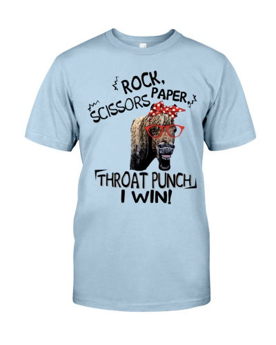 Horse Rock Scissors Paper