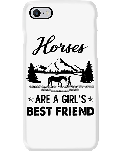 Horses Are A Girl's Best Friend Horse