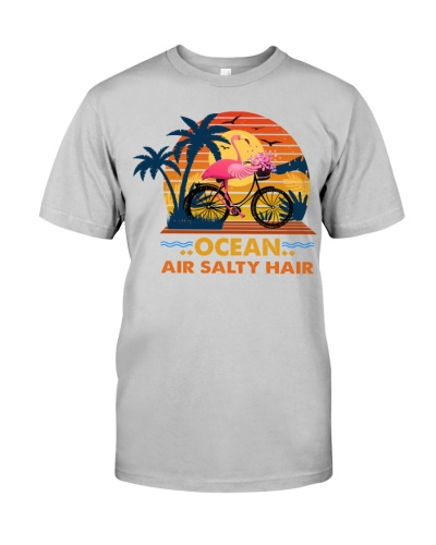 Flamingo Ocean Air Salty Hair