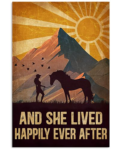 Horse And She Lived