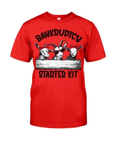 Goat Bankruptcy Starter Kit
