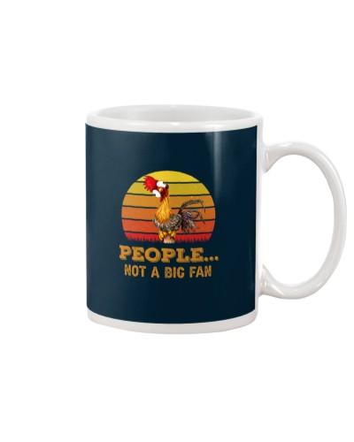 Chicken People Not A Big Fan