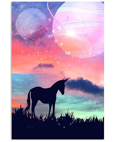 Unicorn Beautiful Sky