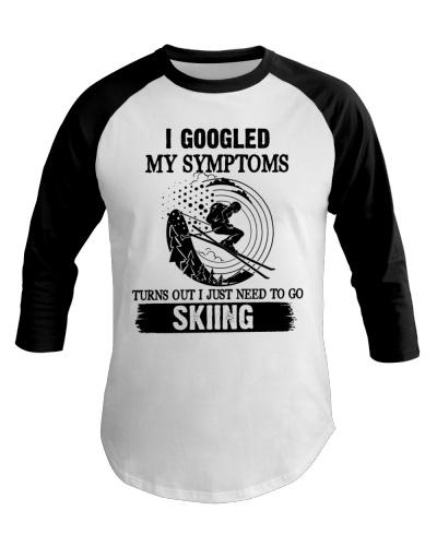Skiing I Googled My Symptoms