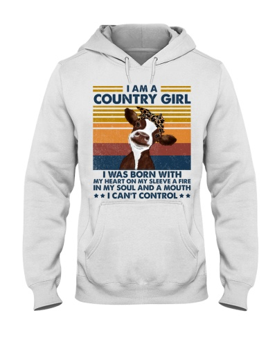 Cow I Am A Country Girl