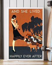 Horse And She Lived Happily Ever 16x24 Poster lifestyle-poster-4