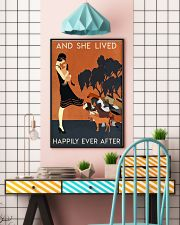 Horse And She Lived Happily Ever 16x24 Poster lifestyle-poster-6