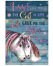 Unicorn I Didn't Give You  16x24 Poster front