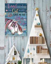 Unicorn I Didn't Give You  16x24 Poster lifestyle-holiday-poster-2