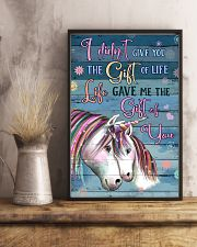 Unicorn I Didn't Give You  16x24 Poster lifestyle-poster-3