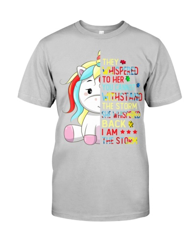 Unicorn They Whispered To Her