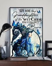 Witch We Are Grandaughter  16x24 Poster lifestyle-poster-2