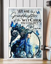 Witch We Are Grandaughter  16x24 Poster lifestyle-poster-4