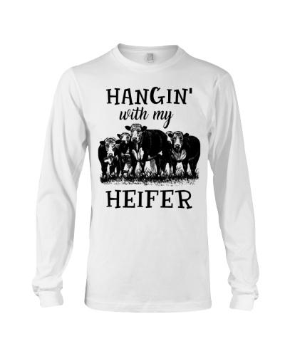 Cow Hangin' With My Heifer