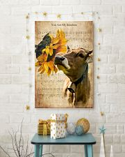 Cow You Are My Sunshine 16x24 Poster lifestyle-holiday-poster-3