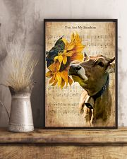Cow You Are My Sunshine 16x24 Poster lifestyle-poster-3