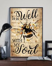 Hippie It is Well with My Soul  16x24 Poster lifestyle-poster-2