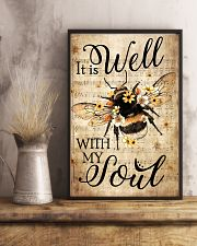 Hippie It is Well with My Soul  16x24 Poster lifestyle-poster-3