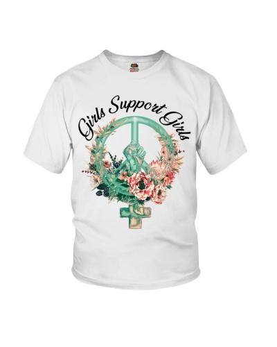 Feminist Girls Support Girls