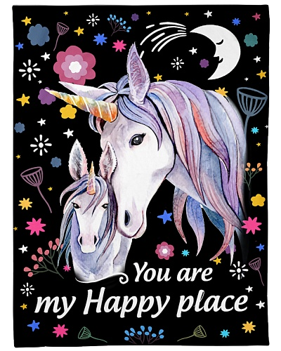 Baby Unicorn You are my happy place