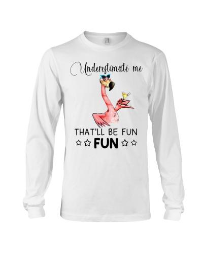 Flamingo Underestimate Me