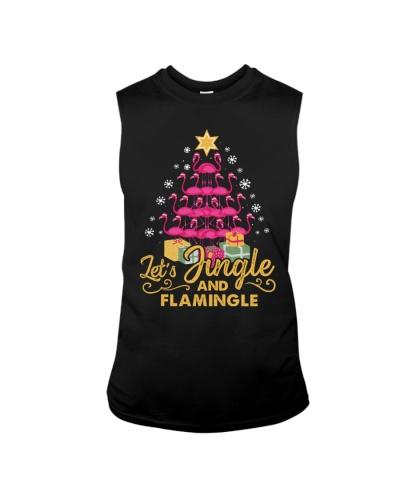Flamingo Let Jingle Flamingle