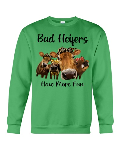 Cow Bad Heifer