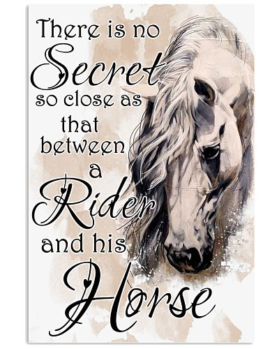 Horse These Is No Secret So Close