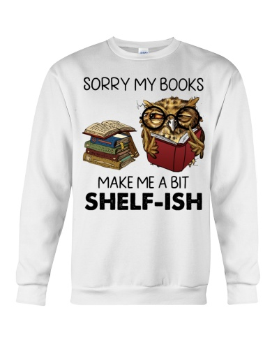 Owl Sorry My Books