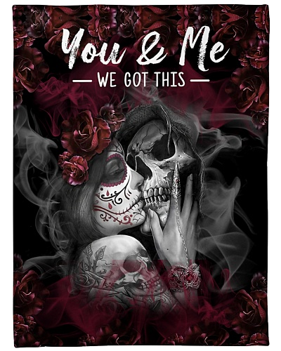 Skull You And Me I Got This
