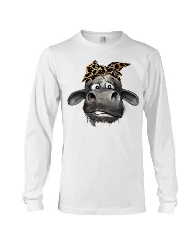 Cow Face Bandana