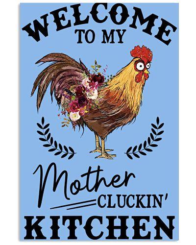 Chicken Welcomet To My Mother