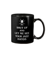 Shut Up And Let Me See Your Jazz Hands Mug thumbnail