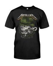 I Love Metal Rock  Classic T-Shirt front