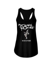 The Black Parade - MCR Ladies Flowy Tank thumbnail