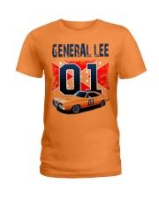 DOH - General Lee Ladies T-Shirt thumbnail