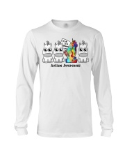 It Is To Be Different Autism Awareness Long Sleeve Tee thumbnail