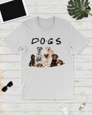 DOGS Classic T-Shirt lifestyle-mens-crewneck-front-17