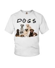 DOGS Youth T-Shirt thumbnail
