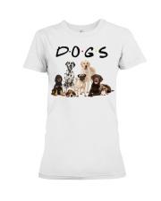 DOGS Premium Fit Ladies Tee thumbnail