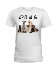 DOGS Ladies T-Shirt thumbnail
