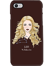 Leo Girl Phone Case thumbnail