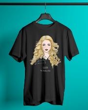 Leo Girl Classic T-Shirt lifestyle-mens-crewneck-front-3