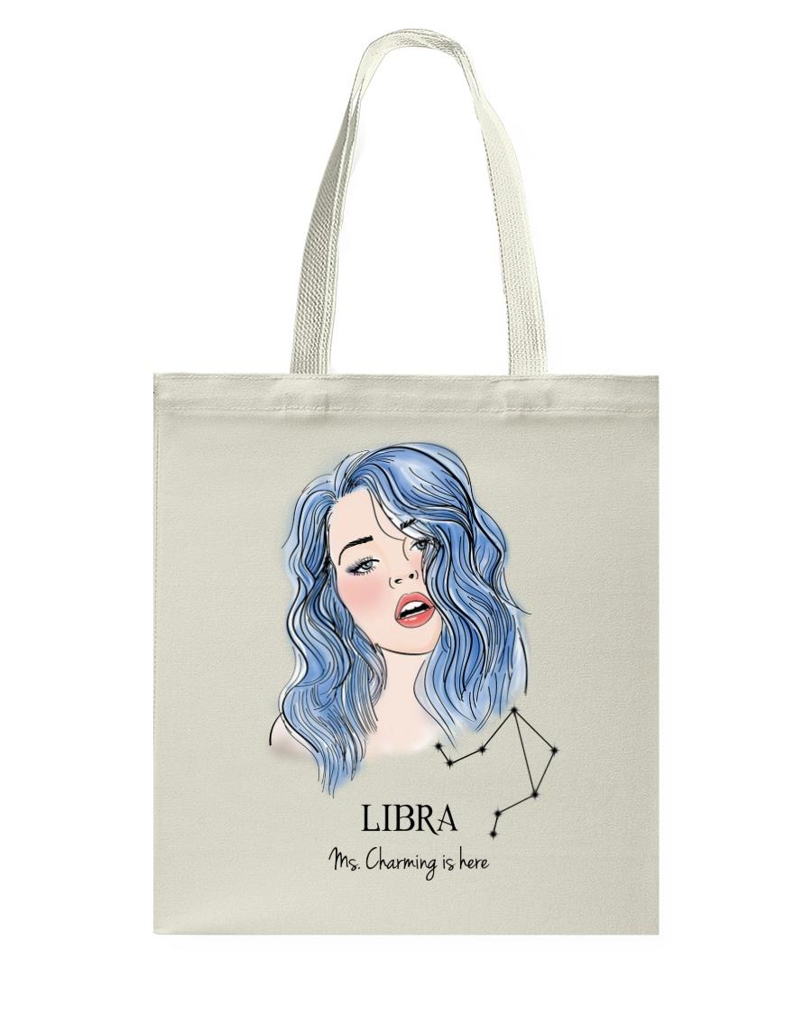 Libra Girl Accessorize  Tote Bag