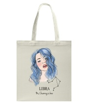 Libra Girl Accessorize  Tote Bag thumbnail
