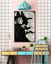 Wizard of Oz Wicked Witch Artwork 11x17 Poster lifestyle-poster-6