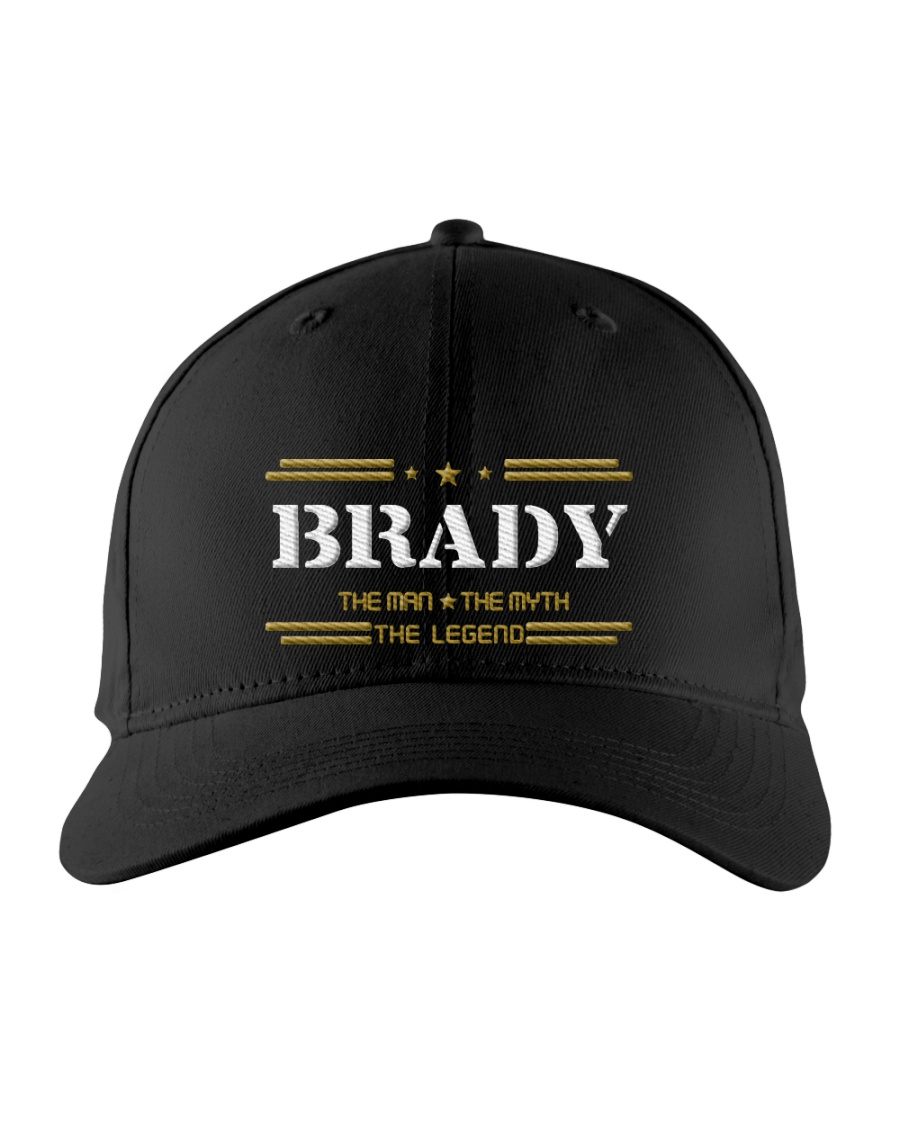 BRADY Embroidered Hat
